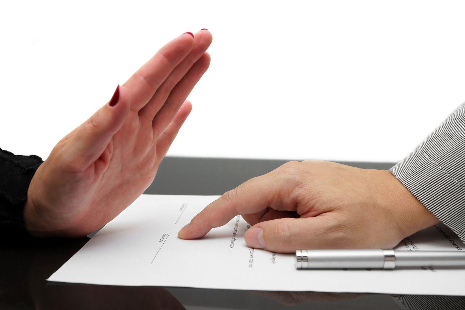 Résilier un contrat d'assurance